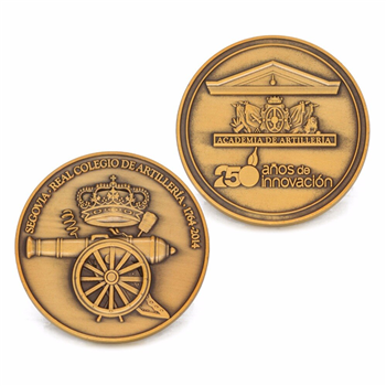 3D Gift Coins